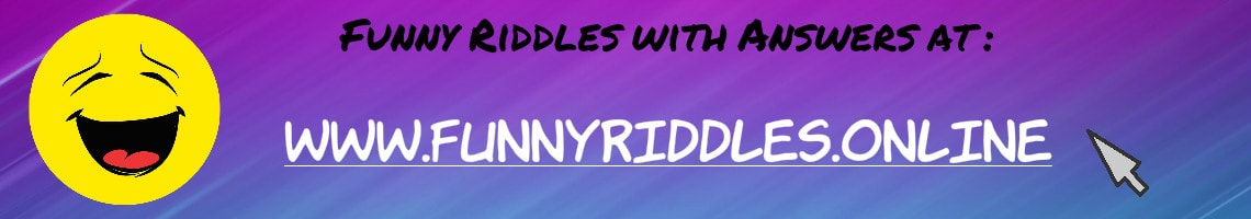 Funny Riddles with Answers – FunnyRiddles.online